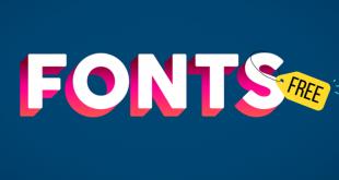 [Fonts] Tổng hợp 8420 Fonts  dành cho dân thiết kế