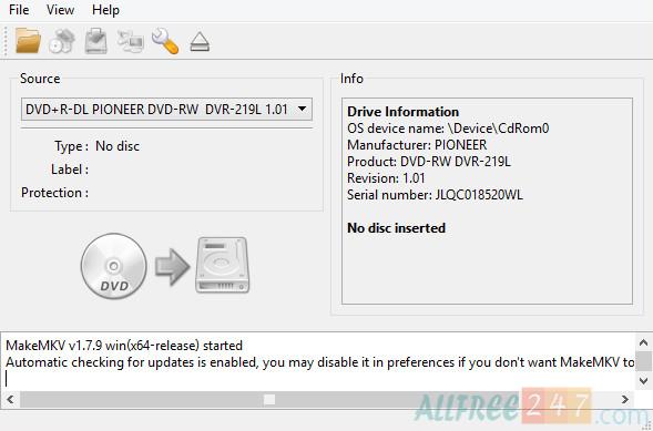 Cách chuyển đổi đĩa Blu-ray sang đĩa kỹ thuật số