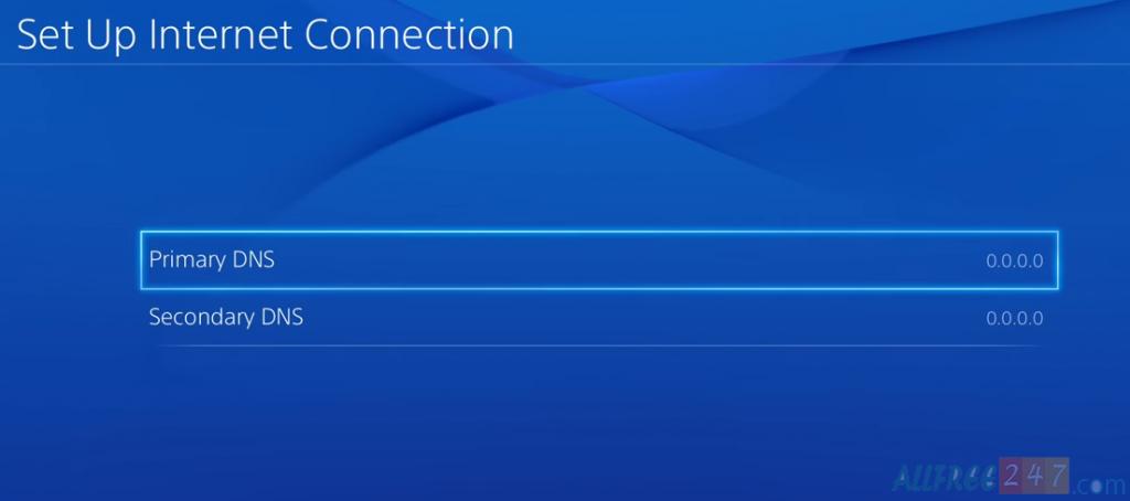ps4 fix network 3