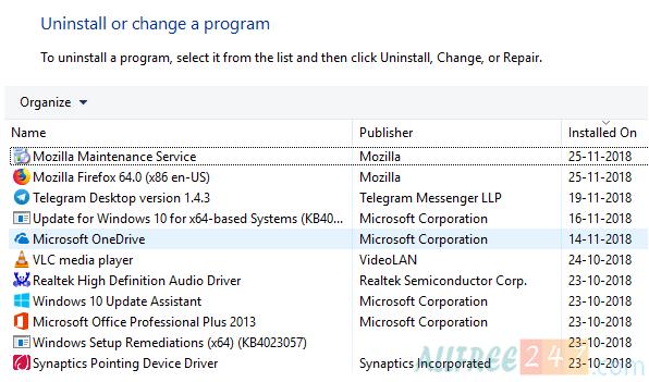 Hướng dẫn sửa lỗi Explorer.exe failed trong Windows 10 3