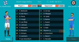 Dream league soccer 2019 việt nam-Đoàn văn hậu heerenveen