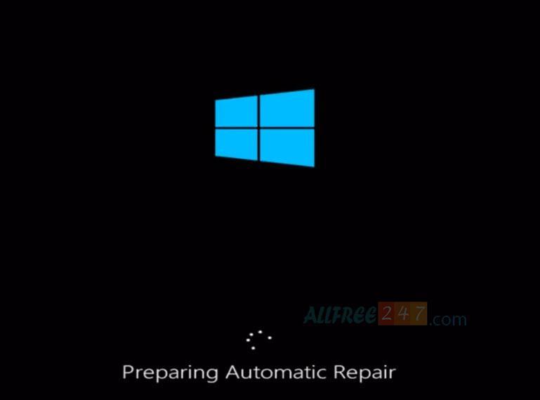 sua loi preparing automatic repair windows 10