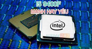 CPU I5 9400F