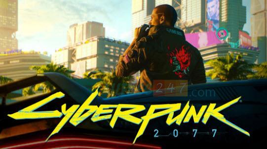 Cyberpunk 2077 ra mat 2020