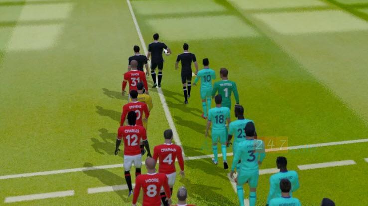 Dream League Soccer 2020 APK 7.19 (MOD giảm trí thông minh Bot)_1
