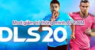 Dream League Soccer 2020 APK 7.19 (MOD giảm trí thông minh Bot)_2