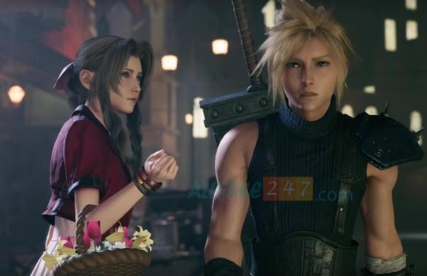 Final Fantasy VII Remake ra mat 2020