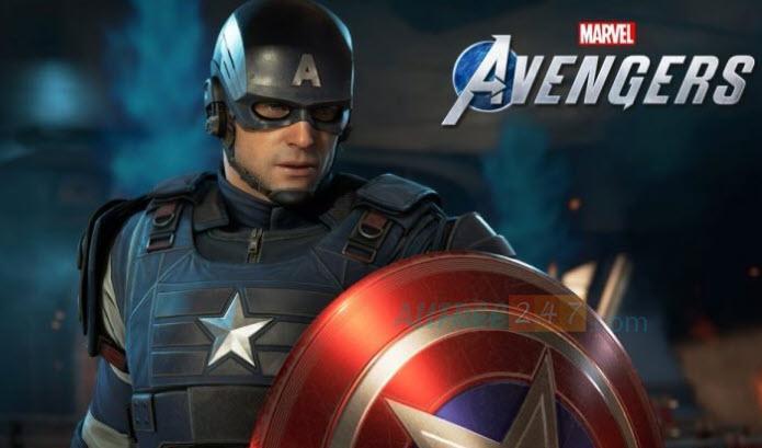 Marvel's Avengers game pc 2020