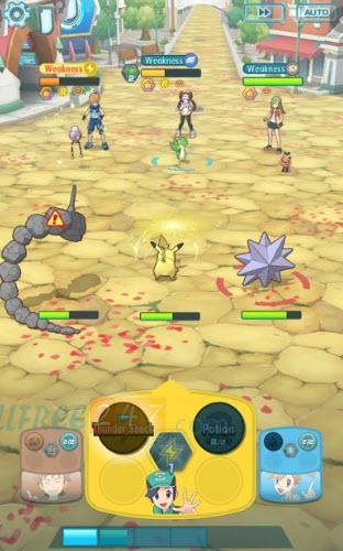 Pokémon Masters APK 1.5.5 miễn phí cho Android-Link MF_2