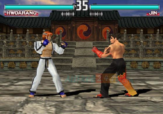 game thung tekken 3