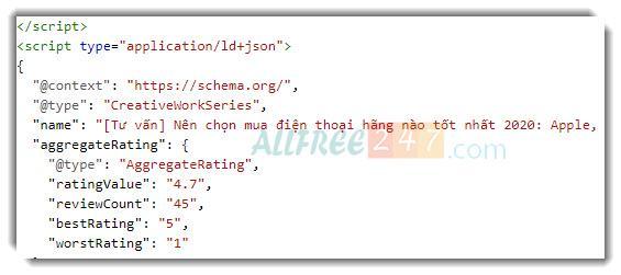 Schema Markup huong dan seo hoan chinh 2020 hinh 5