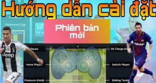 cac phim dieu huong trong dream league soccer 2020_hinh anh 3