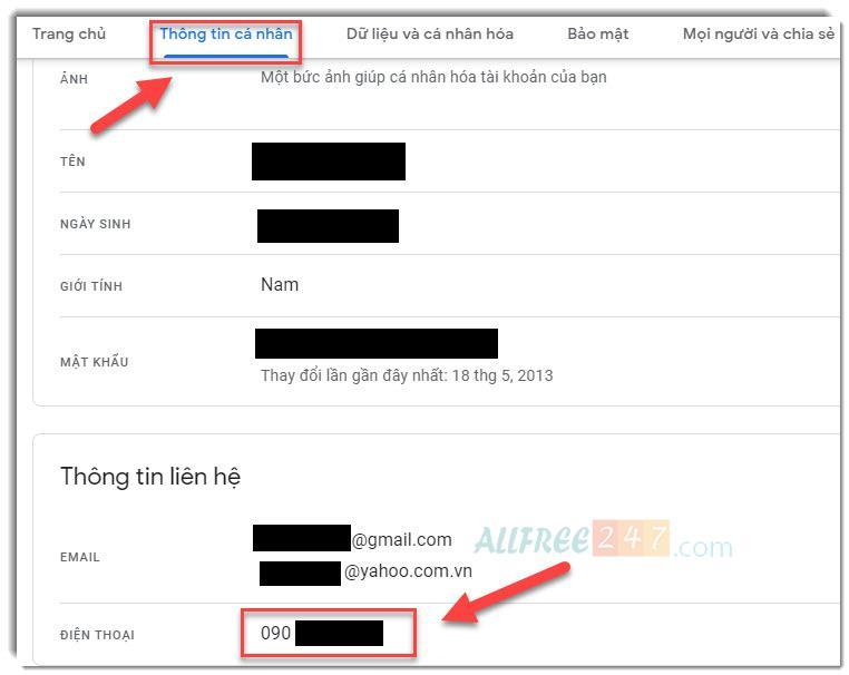huong dan tao nhieu tai khoan gmail khong can xac minh so dien thoai 2020_hinh8