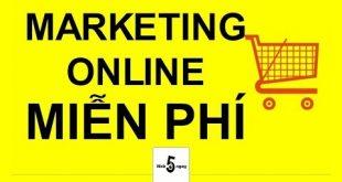 Kinh Doanh Online – Những Cách Marketing Online Miễn Phí