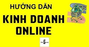 Kinh Doanh Online Cần Gì ?