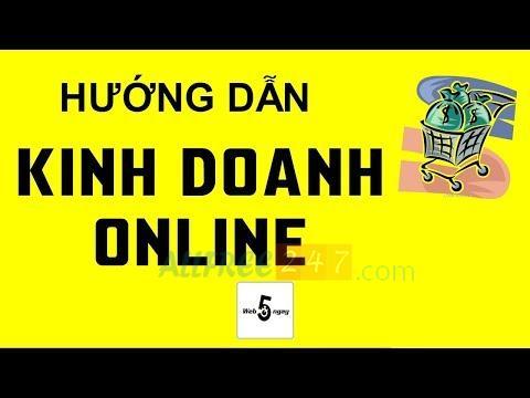 kinh doanh online can gi