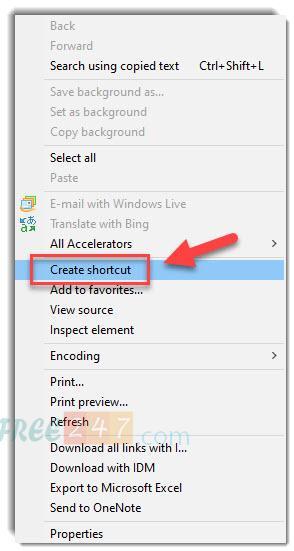thu thuat tao shortcut web_3
