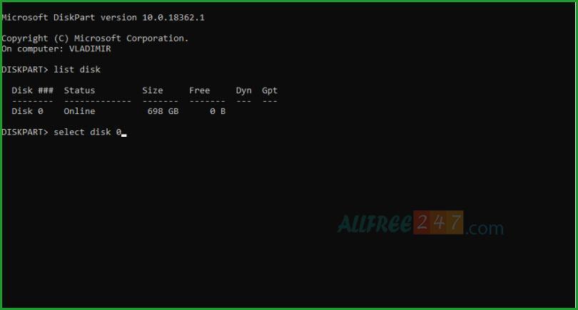 sua loi khong format duoc ssd tren windows 10-hinh 1