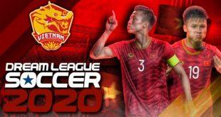 Dream league soccer 2020 mod vietnam hinh thumbnail 3