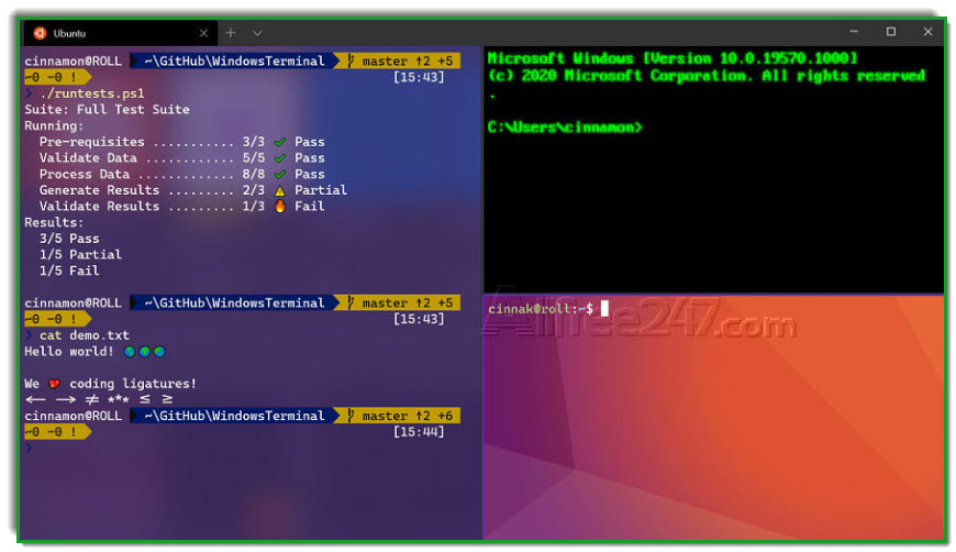 download window terminal-hinh 2