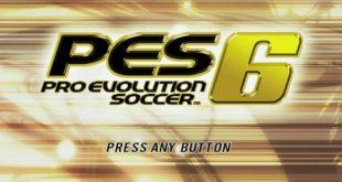 Tải game PES 6 Patch 2020 [link siêu nhanh-không quảng cáo]